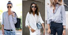 Wardrobe Staple: Striped Shirts | sheerluxe.com