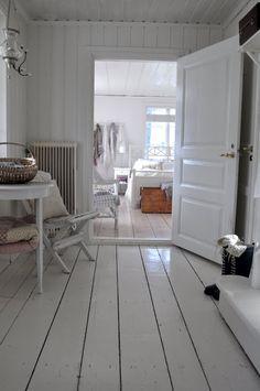 The White Porch: övervåning