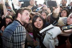 In Pictures: 'The Hunger Games' Toronto Premiere