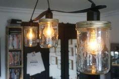 lampe-bocaux-leparfait-BDP astuce sur www.bouillondepeinture.com http://bouillondepeinture.com/2013/12/10/diy-la-lampe-parfaite/