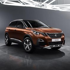 #SUV styling, elegant design and a new generation #iCockpit : the #SUVPeugeot3008 is ahead of the game. #Peugeot #AdvancedSUV #Design