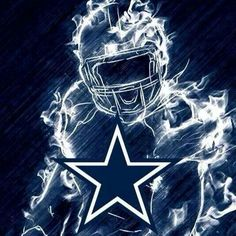 An image tagged dallas cowboys player art Dallas Cowboys Star, Dallas Cowboys Happy Birthday, Dallas Cowboys Tattoo, Dallas Cowboys Quotes, Dallas Cowboys Pictures, Cowboy Birthday, Pittsburgh Steelers, Dallas Cowboys Football Wallpapers, Dallas Cowboys Football