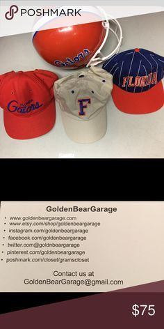 timeless design 82668 9da3a Florida Gator s Apparel Great Selection of University of Florida Gators  College Team Apparel. The Tan · Florida Gators CollegeStrapback HatsFootball  ...
