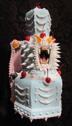cake, art