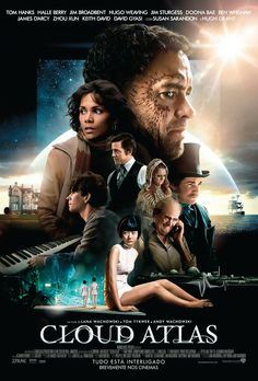 Instant classic: Cloud Atlas #CloudAtlas