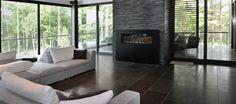LEMAYMICHAUD | INTERIOR DESIGN | ARCHITECTURE | QUEBEC | RESIDENTIAL | La Villa des gros pins Villa, Interiores Design, Quebec, Home Projects, Indoor Outdoor, Architecture Design, House, Inspiration, Ideas
