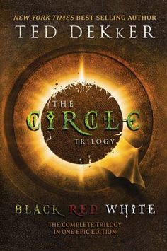 The Circle-Ted Dekker. Definitely one of my faves. A thrilling story with a biblical undertone!