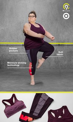 Turn with technique in new C9 Champion Freedom capri leggings, now more stylish and comfortable than ever and in a greater range of sizes and styles—so you can move with confidence, feeling lifted and supported pose after pose. Introducing a new kind of strong. Only at Target.