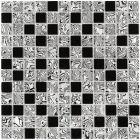 Mozaika Dunin Lunar Zebra Mix 23 29.8x29.8 cm