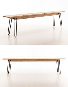 Pippy Oak School Bench – Galvin Brothers