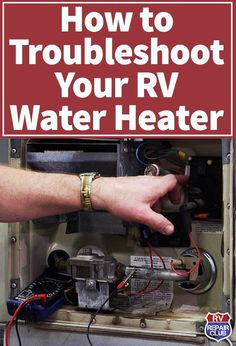 Nothing can spoil a great trip faster than trying to wash off the dirt of a hard day's play in cold water because the water heater in your recreational vehicle is not working properly. This is even more annoying if you are relatively new to the recreational vehicle life and have no knowledge of RV water heater troubleshooting methods or how your hot water system functions.