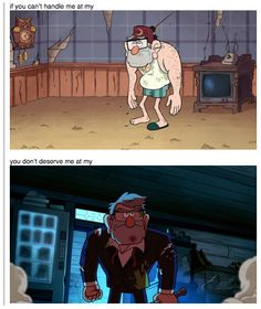 I loved the whole diffrent side of stan on scaryoke. He was so AWESOME