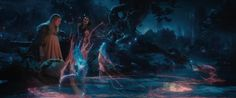 Maleficent (2014) images Maleficent and Aurora in The Moors wallpaper and…