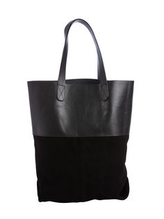 Orli Leather Bag by Pieces
