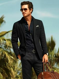 Massimo Dutti | June Lookbook | Men Spring Summer '14 Collection @Massimo Dutti