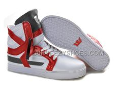 https://www.airyeezyshoes.com/supra-skytop-ii-white-red-brown-mens-shoes.html Only$63.00 SUPRA SKYTOP II WHITE RED BROWN MEN'S #SHOES #Free #Shipping!