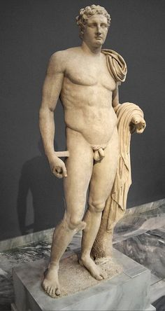 The Atalante Hermes, National Archeological Museum of Athens / by Hans Ollermann via Flickr
