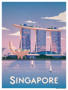 Image of Singapore Poster