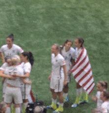 Winning the Women's World Cup - Talex | Best Friends Forever