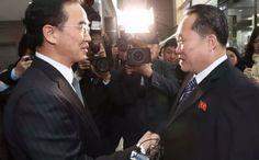 Las dos Coreas toman pasos para reducir enconada enemistad