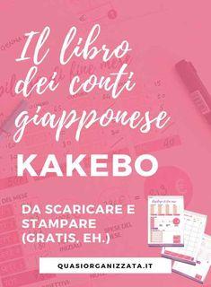il kakebo in pdf da scaricare gratuitamente #kakebo #kakeboita #spesa #risparmi #bulletjournalitaliano