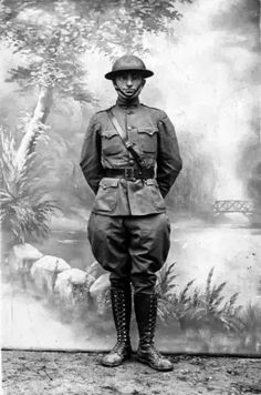 Harry S. Truman In World War I