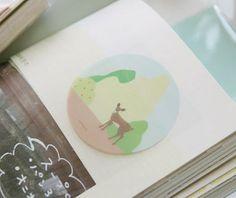 Mini notes Bambi - Les Sottes -