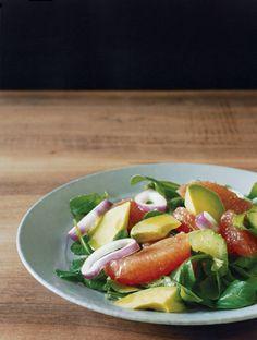 Rustic Citrus Salad