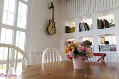 {Tailândia} Uma cafeteria com uma decoração pra lá de musical…