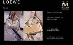 LOEWE SS16 WOMEN BAG