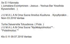 Screenshot: Google Kääntäjä Are You Serious, True Identity, Son Of God, Official Trailer, Barista, Blessings, Jesus Christ, Blessed, Peace