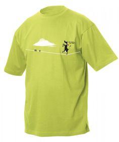 T-Shirt Kuh-Seiltanz, limette / T-shirt cow-rope dance, lime  Unique colour / good quality Polo Shirt, Polo Ralph Lauren, Switzerland, Mens Tops, Lime, Unique, Fashion, Summer Recipes, Moda