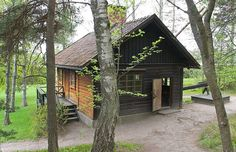Jean Sibelius sauna at Ainola, Tuusula, Finland photo by heikki siltala flickr