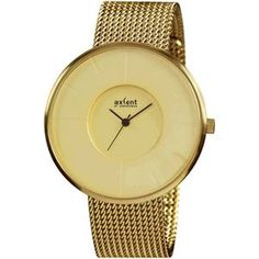 HOPE X40387-752 Gold Watch, Bracelet Watch, Display, Watches, Bracelets, Accessories, Products, Crystal, Floor Space