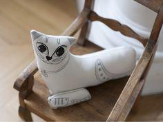 Cushion by Charlene Mullen