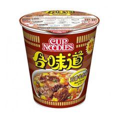 Nissin Black Pepper Crab Instant Authentic HK Japanese Ramen Cup Of Noodles Soup ( Korean Fire Noodles, Asian Noodles, Ramen Noodles, Nissin Cup Noodles, Vinegar With The Mother, Slush Puppy, Japanese Ramen, Organic Apple Cider Vinegar, Ben And Jerrys Ice Cream