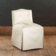 libby tufted vanity stool by ballard designs