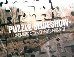 "Check out new work on my @Behance portfolio: ""Puzzle Slideshow 720P After Effects Templates"" http://be.net/gallery/31277897/Puzzle-Slideshow-720P-After-Effects-Templates"