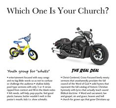 Children's church or Elders church