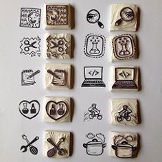 10 stamps for probiblio