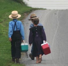 amish | 85% of Amish children remain Amish when they grow up