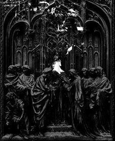 Gothic Aesthetic, Slytherin Aesthetic, Aesthetic Art, Aesthetic Themes, Gothic Art, Victorian Gothic, Fernando Hernandez, Dark Castle, Gothic Architecture
