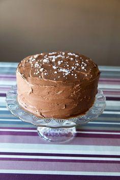 Chokladtårta extra allt