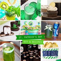 Lots of great St. Patrick's Day Recipes in here!