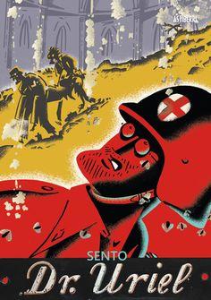 El verano de 1936, Pablo Uriel, un joven de 22 años recién licenciado en Medicina, empezaba ilusionado su andadura profesional y se enfrentaba a su primer destino como médico. En ese momento no podía ni imaginar que, de repente, su vida y la de todo el país se iba a convertir en una terrible pesadilla... (Astiberri).