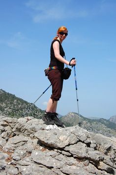 el cuidado de los pies en el trekking. #pies #salud