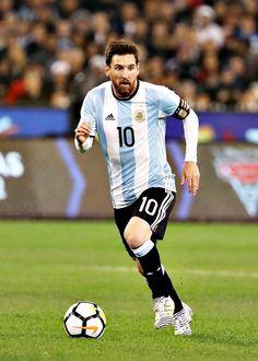 Leo Messi vs Brasil