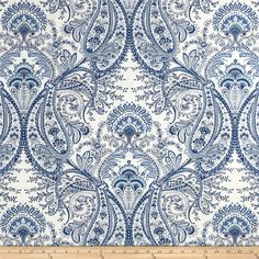 Swavelle/Mill Creek Melodie Paisley Blend Frost