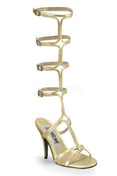 Gold Faux Leather Multi Buckle Gladiator Heels @ Amiclubwear Heel Shoes online store sales:Stiletto Heel Shoes,High Heel Pumps,Womens High Heel Shoes,Prom Shoes,Summer Shoes,Spring Shoes,Spool Heel,Womens Dress Shoes,Prom Heels,Prom Pumps,High Heel Sandal