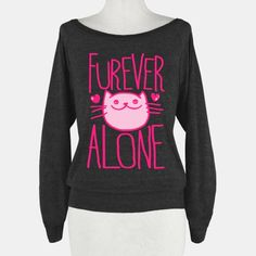 Me in the words of a sweater.